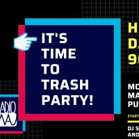 Domenica 24 Novembre ritornano gli appuntamenti universitari di Radio Wau al Molly Malone Pub di Lecce con il TRASH PARTY.