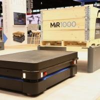 Mobile Industrial Robots (MiR) partecipa alla prima edizione di MECSPE Bari 2019