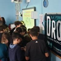 """Le scuole toscane come punto cruciale di partenza per il programma educativo """" La Verità sulla Droga"""""""