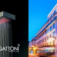 Gattoni Rubinetteria per il Pestana CR7 Hotel di Lisbona