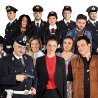 """Paolo Caiazzo, Maria Bolignano e Ciro Ceruti in """"Fatti Unici"""" con un nuovo episodio."""