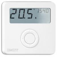I termostati ambiente di Imit Control System.  I migliori alleati per il comfort termico domestico.