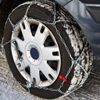 Gomme invernali e catene da neve: in Puglia circa 119.500 automobilisti non le usano