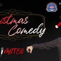 Risate assicurate a Santo Stefano: Nando Timoteo, comico di Colorado Cafè e Zelig, porta in scena Christmas Comedy al Circo di Peschiera Borromeo (MI)