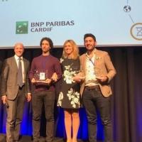 """6a edizione di Open-F@b Call4Ideas di BNP Paribas Cardif: sono Midori e Healthy Virtuoso i progetti vincitori con il più alto fattore """"Human Data Science"""""""
