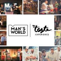 Degustazioni, masterclass, dj set, musica live e molto altro ancora a Man's World Taste Experience