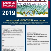 "Al Via la 6ª Ed. di ""FestivalMente FM – Onde Cerebrali - THE ART OF MIXING"" -"