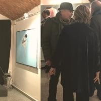 Matteo Fieno inaugura la sua personale a Milano con ospiti di spicco