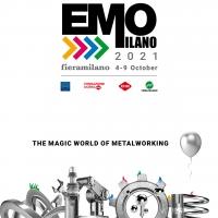 TakeGroup realizza con Faster la creatività per EMO Milano 2021, fiera leader nell'industria manifatturiera