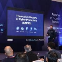In occasione del #CyberFit Summit, Acronis presenta agli Emirati Arabi Uniti la sua la sua rivoluzionaria protezione informatica