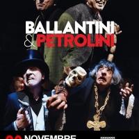 """""""Ballantini e Petrolini"""" ,  il 30 novembre al Teatro Sociale di Busto Arsizio"""