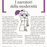 """Gabriella Maldini presenta il saggio """"I narratori della modernità"""""""