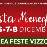 Piatti della tradizione lombarda e Mercatini di Natale alla Festa Meneghina di Vizzolo Predabissi (Milano)