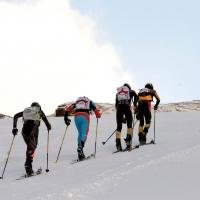 A DAVOS NEVE E SCI ALPINISMO ALLO ZENIT. EPIC SKI TOUR REGALO DI NATALE PERFETTO