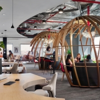 Il futuro in un ufficio