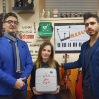 William School Music, la 1^ scuola di musica CARDIOPROTETTA!