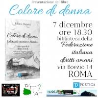 Colore di donna, la presentazione a Roma