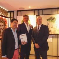 Successo per Miami meets Milano: all'inaugurazione i complimenti del sindaco di Miami Beach