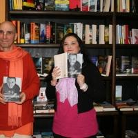 L'amicizia di Stefano Leo con gli Hare Krishna