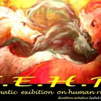 Thematic Exibition on human rights di Isabel Russinova - Terza edizione - Il coraggio delle Donne