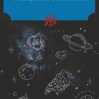 """Disponibile, da oggi, il nuovo libro di Michele Diego """"Pizza, fichi e buchi neri"""""""