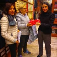 Grazie di cuore ai negozianti di Ravenna per l'iniziativa di raccolta doni per i Nonni della città