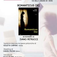 """Presentazione """"Romanticus Dei"""" ad INTERNO 4"""