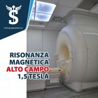 Risonanza magnetica da 1,5 Tesla presso il Poliambulatorio Medical House Vigne Nuove del Gruppo Sanem