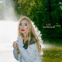 "Ysé in radio con il singolo ""Waiting for me"""