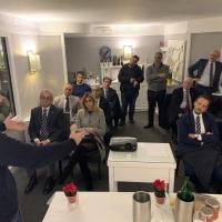 Dario Duro artefice del successo dell'A.M.I.R.A. di Napoli, ma come lui afferma sempre è un successo di squadra e ringrazia tutto il direttivo