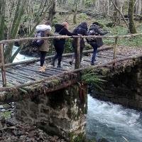 Un nuovo percorso turistico per collegare Raggiolo al ponte di Prata
