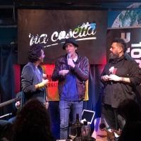 """BUGO: il cantautore si racconta al talkshow """"Lingue a Sonagli"""""""