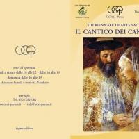 13° Biennale di Arte Sacra