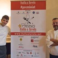 """Renato Pancini è tra i migliori pizzaioli del premio """"Italia a Tavola"""""""