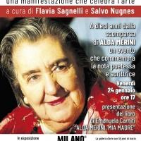 Milano Art Gallery: un evento per commemorare Alda Merini nell'arte