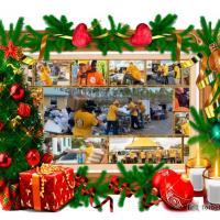 Auguriamo un Buon Natale all'insegna dell'AIUTO