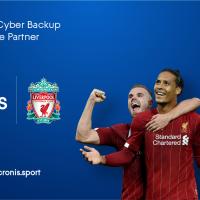 Liverpool Football Club e Acronis: una partnership per garantire alla squadra una protezione informatica completa