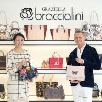 Dubai, Corea del Sud e Russia: tre inaugurazioni per Graziella&Braccialini