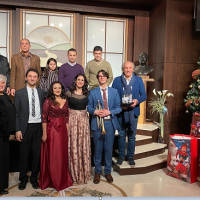 Grande successo e soddisfazione per l'iniziativa di beneficenza e Concerto natalizio