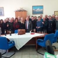 -Mariglianella: Il 23 Dicembre lo scambio di auguri fra il Sindaco Di Maiolo Amministratori, Dipendenti Comunali e Circolo degli Anziani e in Consiglio Comunale.