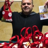 Buon Natale dai volontari de La Via della Felicità di Barletta