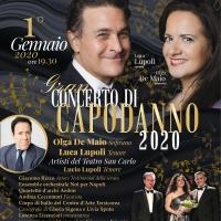 Un Salotto in musica, canto e danza atteso al Teatro delle Palme per il Capodanno