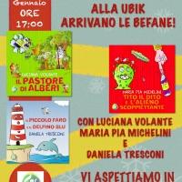Letture animate alla Libreria Ubik a Lucca