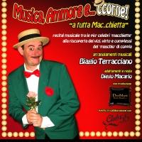 Spettacolo Musica Ammore e Ccorne di Diego Macario al Club 55