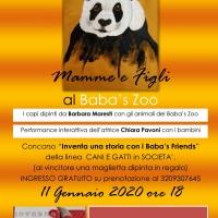 Mamme e figli al Baba's Zoo