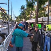 Volontari sempre attivi con la prevenzione nelle Marche
