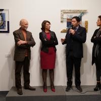 Grande successo per Silvana Landolfi: la sua personale alla Milano Art Gallery piace
