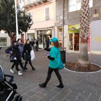 A San Benedetto del Tronto ancora prevenzione con 600 opuscoli messi nelle mani delle persone