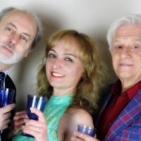 Cocktail per tre, con Franco Oppini al Teatro Marconi di Roma il 23 gennaio