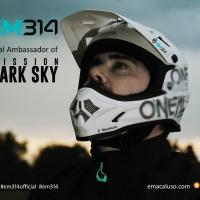 """Emmanuele Macaluso """"EM314"""" supporta la campagna globale sull'inquinamento luminoso """"Mission Dark Sky"""""""
